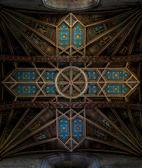 St. David's Cathedral by Matthieu Comoy