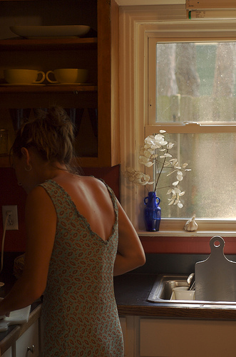 """Morning Kitchen"" © Shawn Allen"