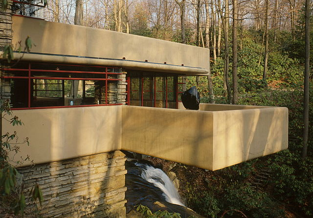 Fallingwater; Library of Congress