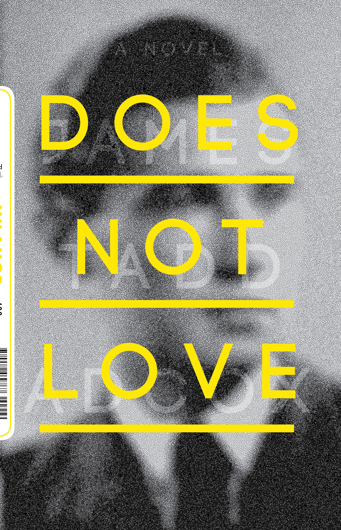 """Does Not Love"" cover"
