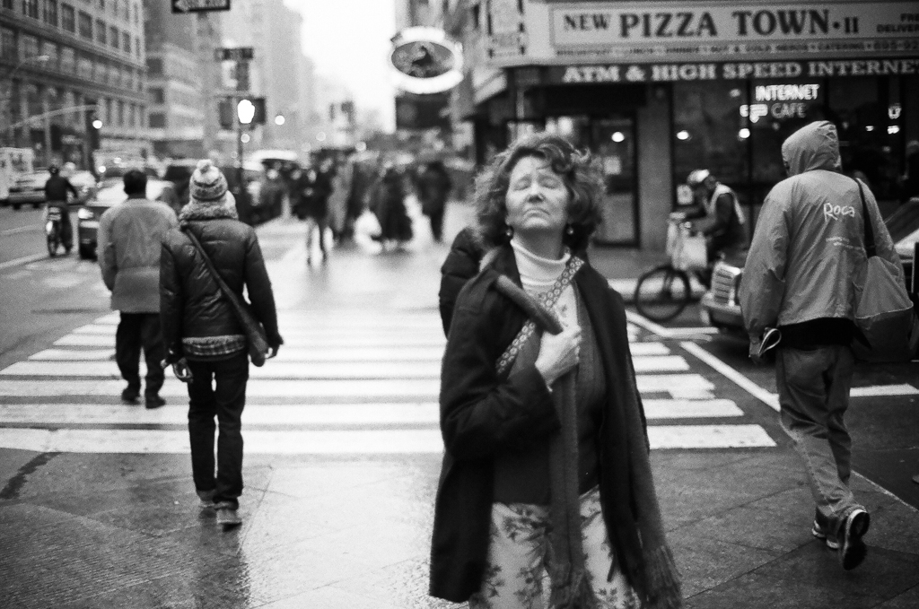 """Dreams, 7th Avenue"" © Reuben Radding"