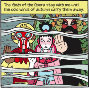 """From """"Boxers and Saints"""" © Gene Luen Yang (First Second)"""