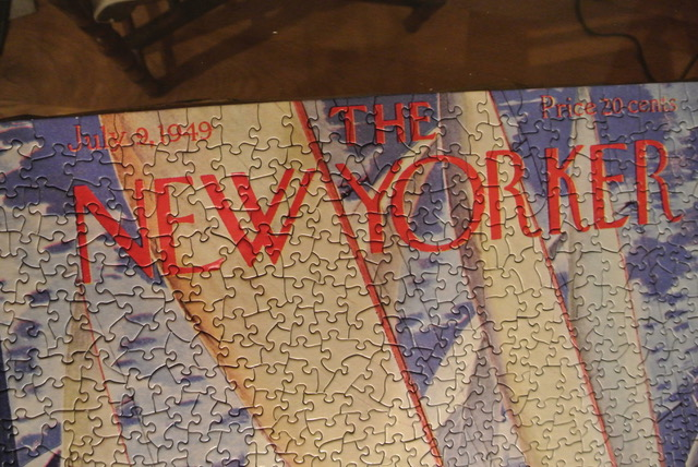 """""""New Yorker Puzzle 1"""" © JoeAnn Hart; used with permission"""