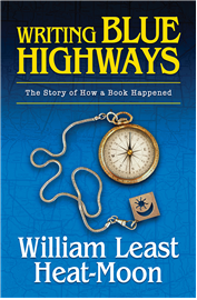 Writing Blue Highways Book Cover