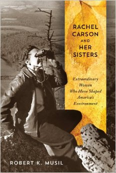 Rachel Carson and Her Sisters book cover