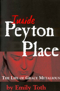 """""""Inside Peyton Place book cover"""