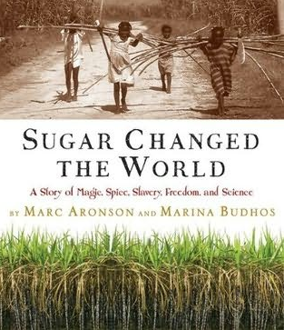 """Sugar Changed the World"" cover"