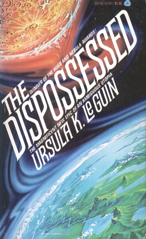 The Dispossessed cover