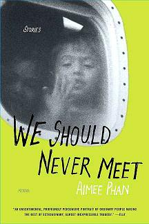 We Should Never Meet book cover