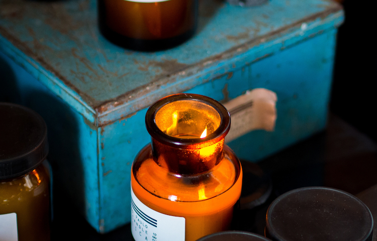 """DIY Candles"" © Fabio Issao; Public Domain"
