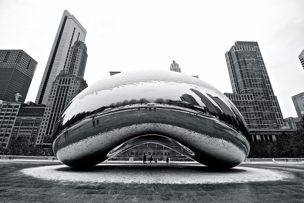 """The Bean"" © Peter Bugaiski; Creative Commons license"