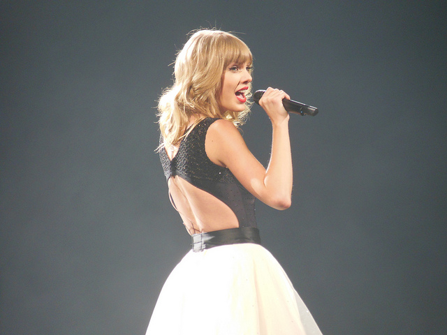 """Taylor Swift RED Tour"" © Jana Beamer; Creative Commons license"