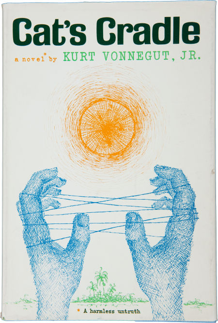 cats cradle essay questions Essays and criticism on kurt vonnegut jr's cat's cradle - critical essays  start  your 48-hour free trial to unlock this 44-page cat's cradle study guide and get.