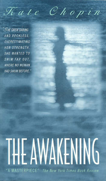 symbolism of the ocean and love in the awakening by kate chopin