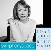 Joan Didion at Symphony Space