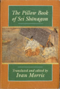 The Pillow Book of Sei Shonagon Book Cover