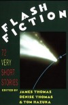 Flash Fiction: 72 Very Short Stories book cover